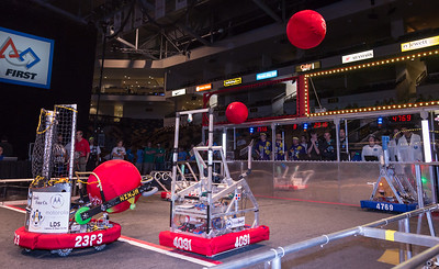 FIRST Orlando Regional Day 2 Qualifying Rounds-