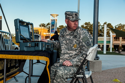 FIRST Orlando Regional US ARMY Robotic display-9226