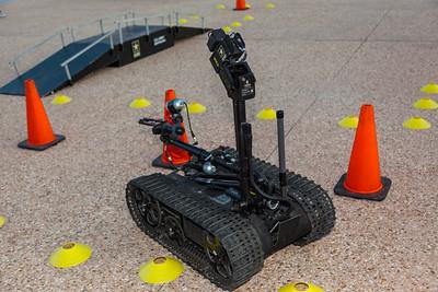 FIRST Orlando Regional US ARMY Robotic display-9224