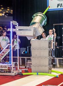 FIRST Robotics Orlando 2015 -7003