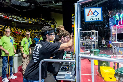 FIRST Robotics Orlando 2015 -8700