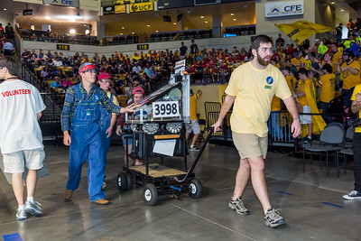 FIRST Robotics Orlando 2015 -8687
