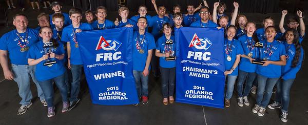 FIRST Robotics Orlando 2015 --14