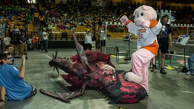 Saturday Dragon Battle #2