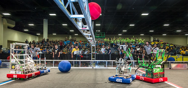 FIRST Robotics South Florida Regional 2014 Photos