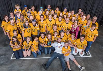 Saturday Team Group Award Photos