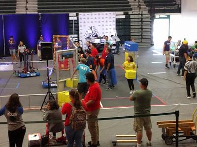2018 Texas Robotics Invitational