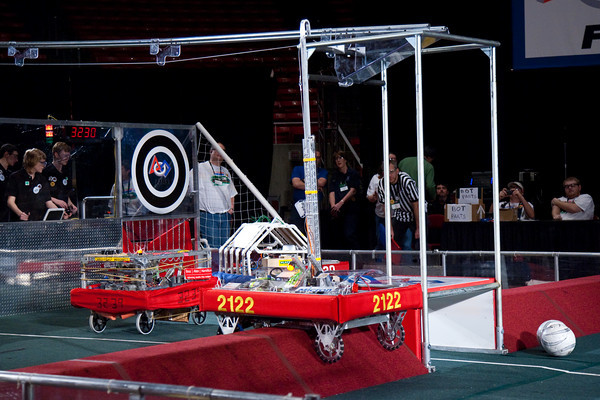 2122 Hoists Itself Into the Air