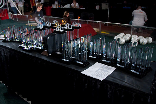 Awards at 2010 FRC