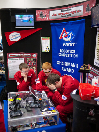 In the Pits 2010 FRC