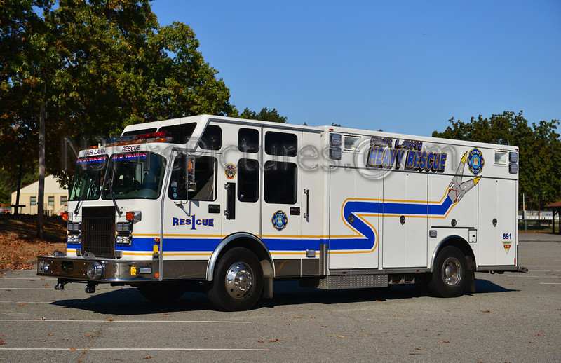 FAIRLAWN, NJ RESCUE 1