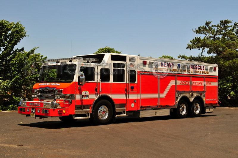FLEMINGTON-RARITAN RESCUE 49 - 2010 PIERCE VELOCITY