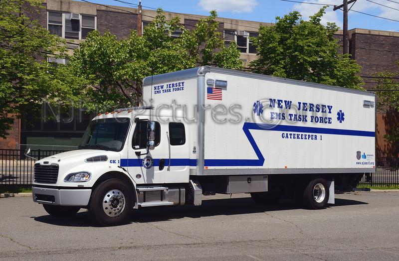 NEW JERSEY EMS TASK FORCE GATEKEEPER 1