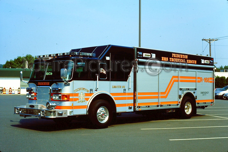 Princeton Rescue 168 - 2003 Pierce Enforcer