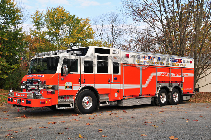 FLEMINGTON-RARITAN RESCUE SQUAD 49