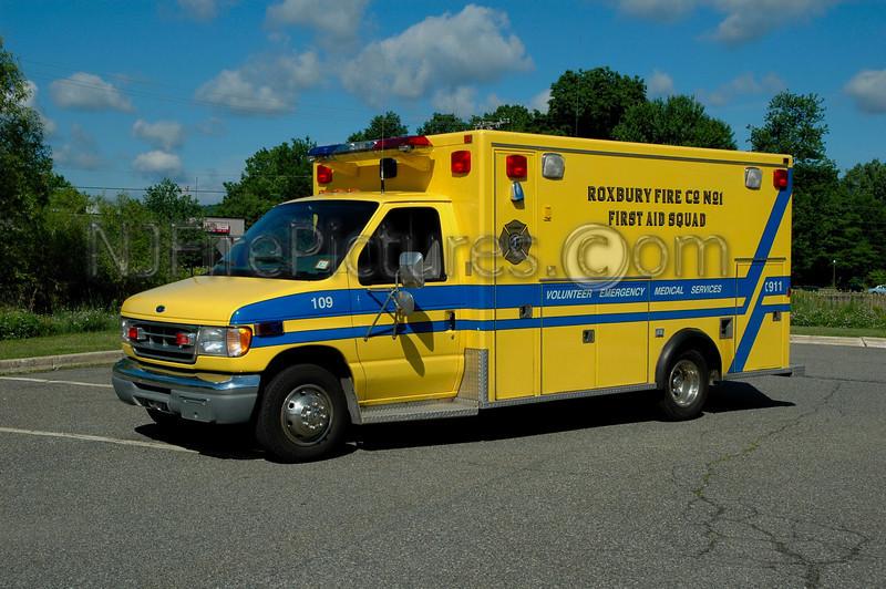ROXBURY, NJ EMS 109