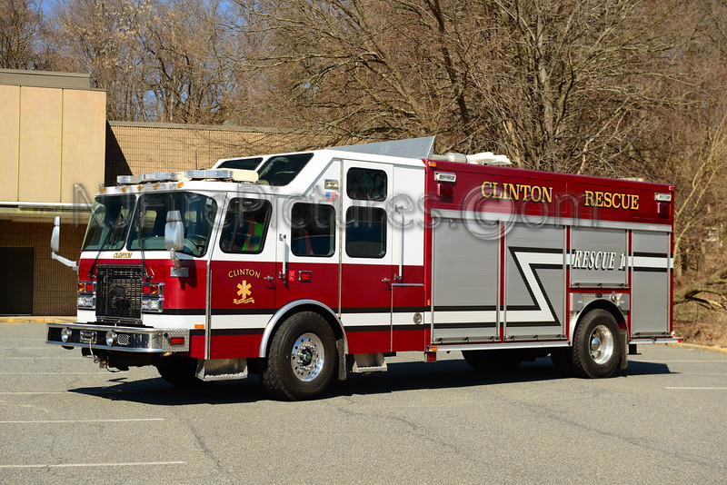 CLINTON, NJ RESCUE 1