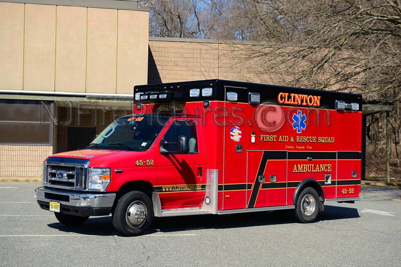 CLINTON, NJ AMBULANCE 45-52