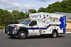 NORTH WARREN EMS BLAIRSTOWN, NJ AMBULANCE 46-52