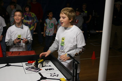 2006-07 Regional Events Nano Quest