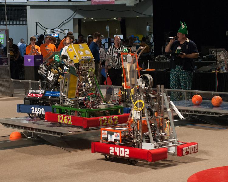 FIRST Robotics Virginia Regional 3-16-2012-8494