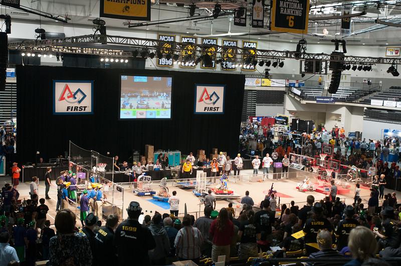 FIRST Robotics Virginia Regional 3-16-2012-1371