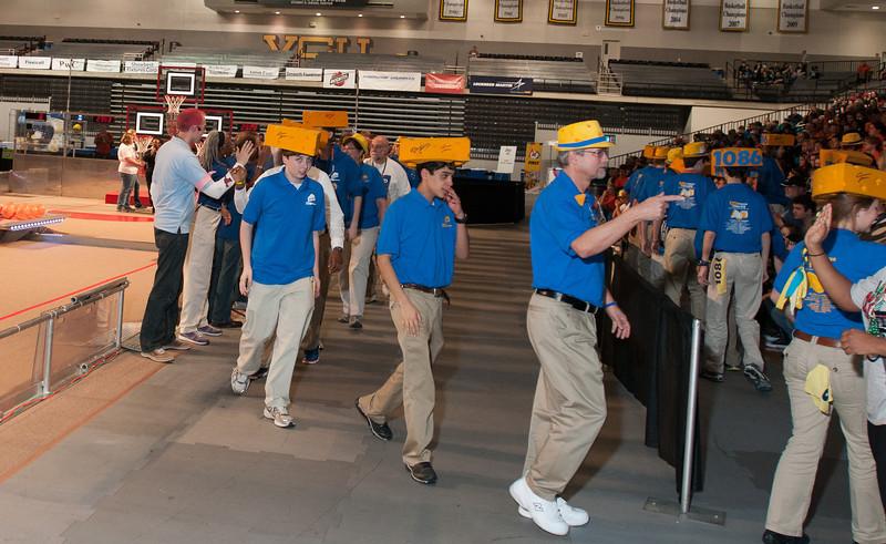 FIRST Robotics Virginia Regional 3-16-2012-1424