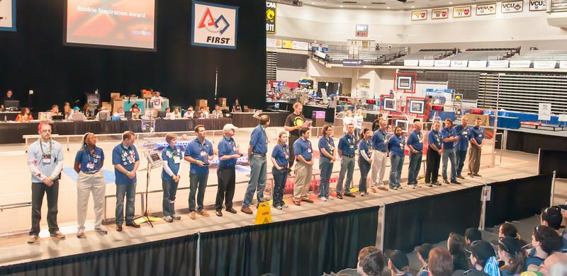FIRST Robotics Virginia Regional 3-16-2012-1425