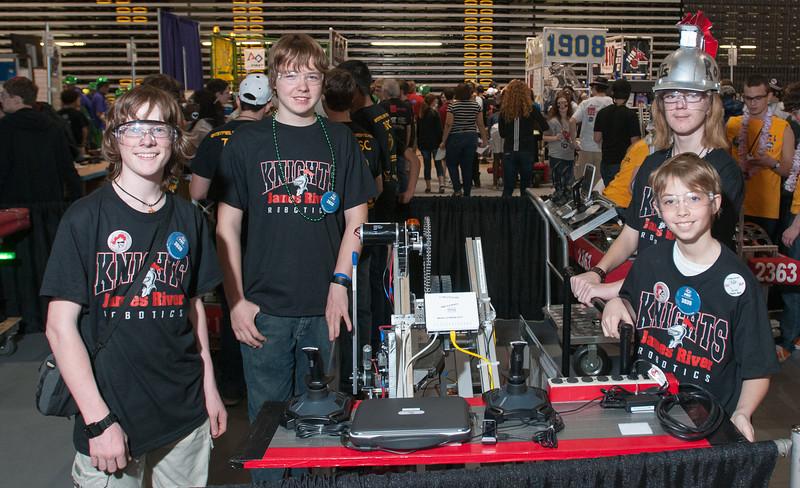 FIRST Robotics Virginia Regional 3-16-2012-1305