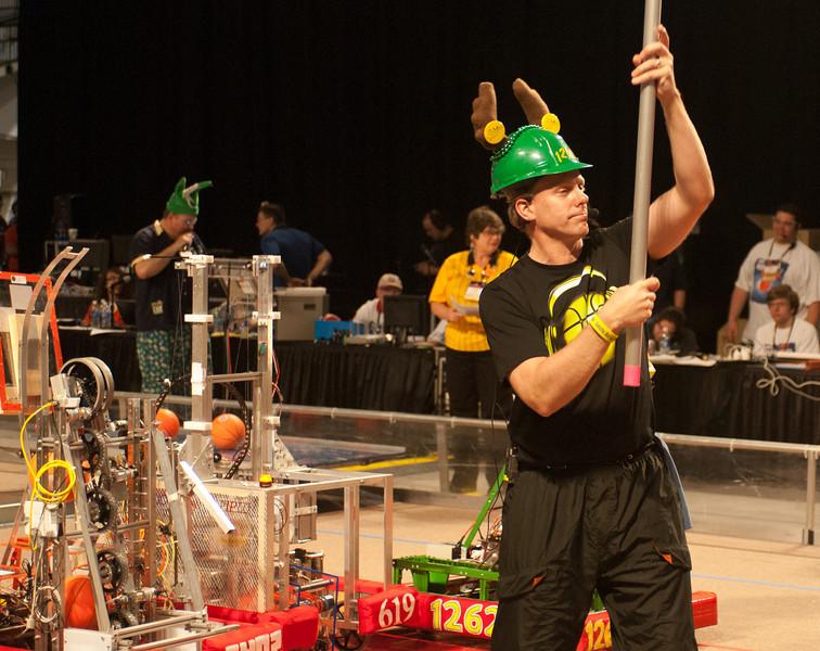 FIRST Robotics Virginia Regional 3-16-2012-8467