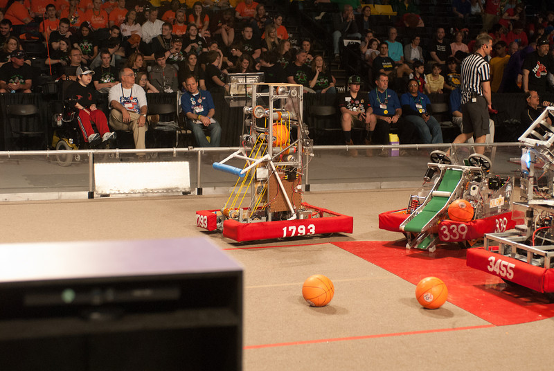 FIRST Robotics Virginia Regional 3-16-2012-8502
