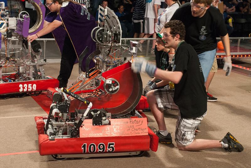 FIRST Robotics Virginia Regional 3-16-2012-8432