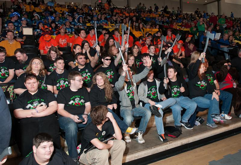 FIRST Robotics Virginia Regional 3-16-2012-1205