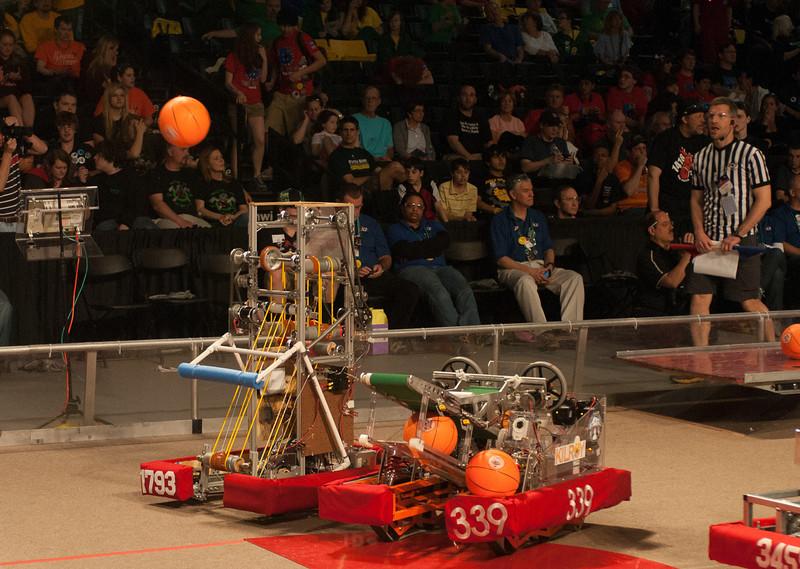 FIRST Robotics Virginia Regional 3-16-2012-8510