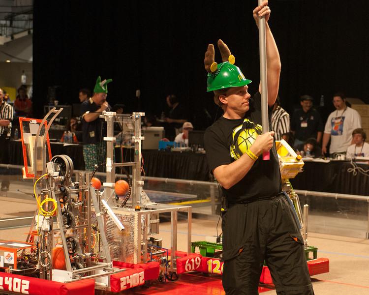 FIRST Robotics Virginia Regional 3-16-2012-8469