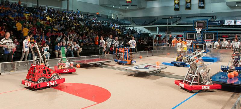 FIRST Robotics Virginia Regional 3-16-2012-1258