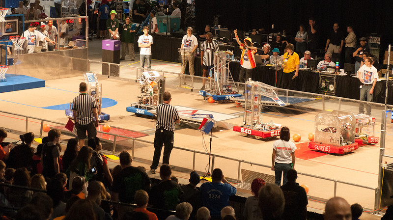 FIRST Robotics Virginia Regional 3-16-2012-8429