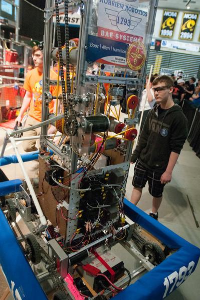 FIRST Robotics Virginia Regional 3-16-2012-1229