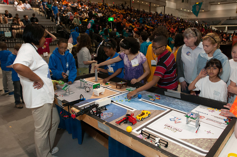 FIRST Robotics Virginia Regional 3-16-2012-1308