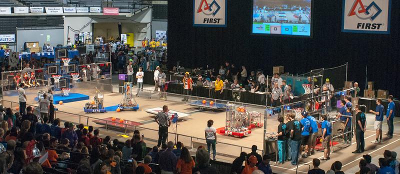 FIRST Robotics Virginia Regional 3-16-2012-8423