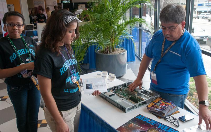 FIRST Robotics Virginia Regional 3-16-2012-1349