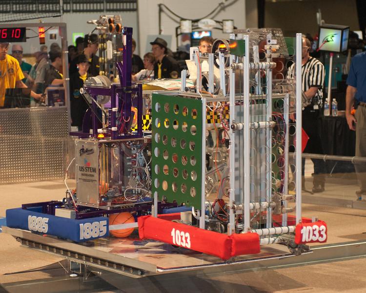 FIRST Robotics Virginia Regional 3-16-2012-8464