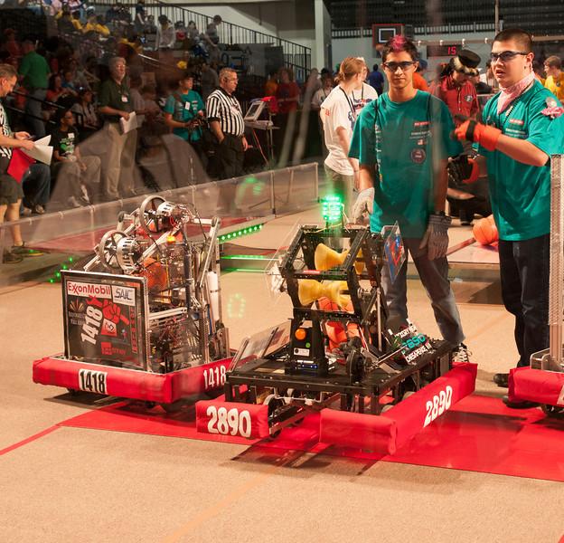 FIRST Robotics Virginia Regional 3-16-2012-1267