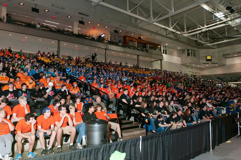 FIRST Robotics Virginia Regional 3-16-2012-1145