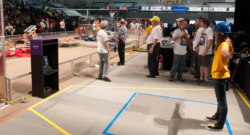 FIRST Robotics Virginia Regional 3-16-2012-1250