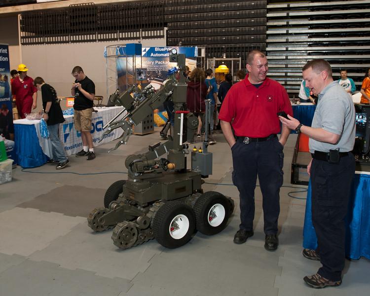 FIRST Robotics Virginia Regional 3-16-2012-1306