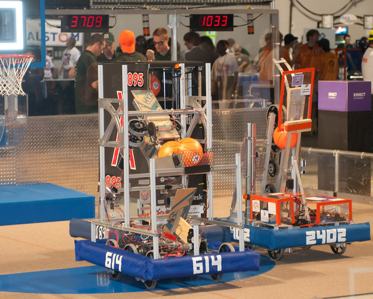 FIRST Robotics Virginia Regional 3-16-2012-8410