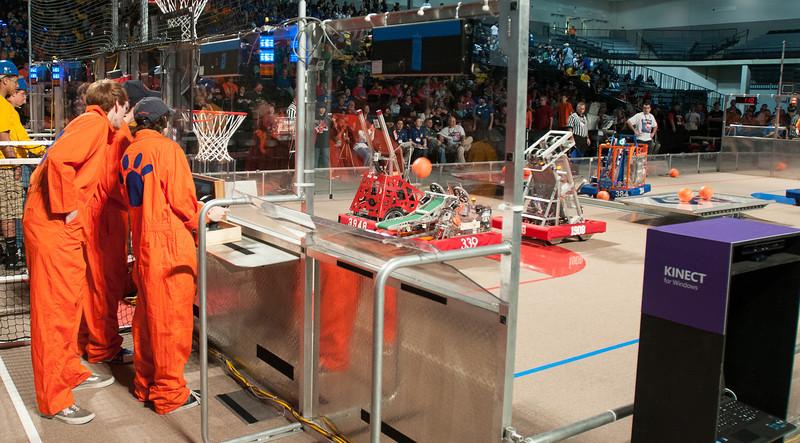 FIRST Robotics Virginia Regional 3-16-2012-1251