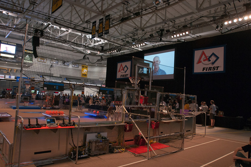 FIRST Robotics Virginia Regional 3-16-2012-1142