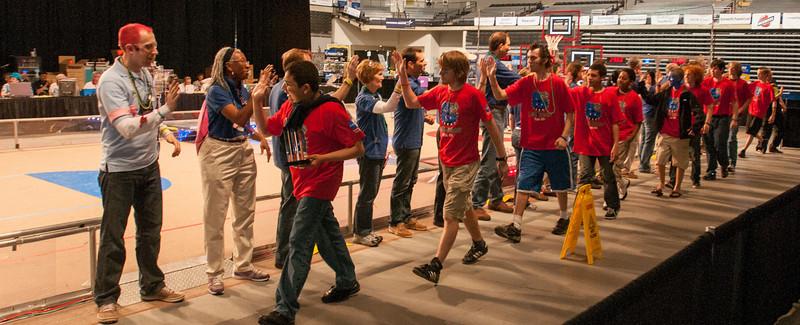 FIRST Robotics Virginia Regional 3-16-2012-1418